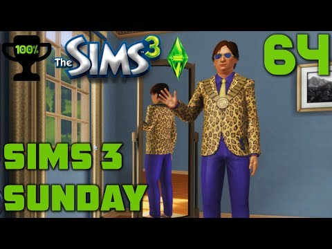 Creature-Robot Cross Breeder - Sims Sunday Ep. 64 [Completionist Sims 3 Let's Play]