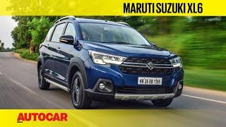 Maruti Suzuki XL6 - the premium Ertiga | First Drive Review | Autocar India