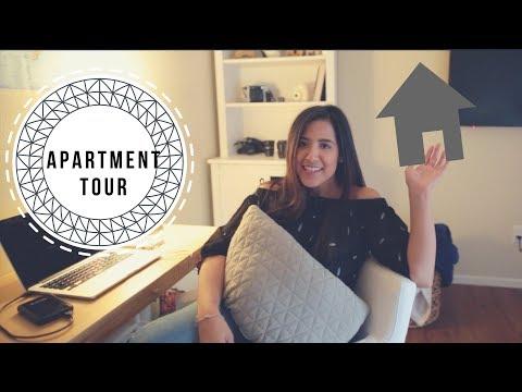 NEW APARTMENT TOUR | San Diego