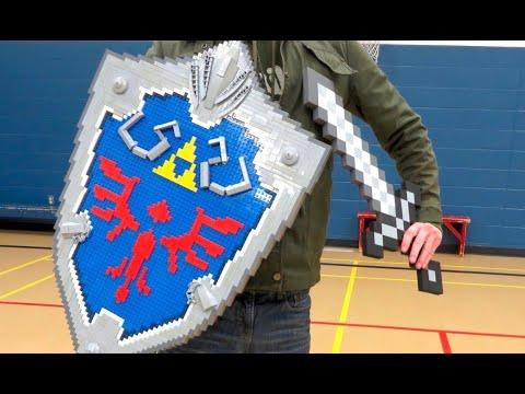 LEGO Hylian Shield - The Legend of Zelda