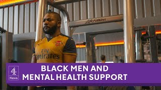 Why are black men more likely to suffer psychotic disorders?