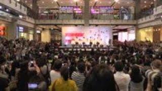 Download Korean boy band get deafening welcome on Bangkok leg of world tour Video