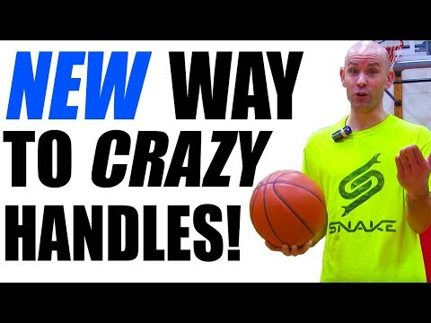 How To Get CRAZY Handles! Dribble A Basketball Better
