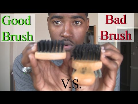 How to Tell if Your 360 Wave Brush is Good: For Beginners