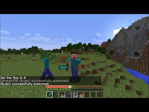 Minecraft Java Mixer Interactive Tutorial