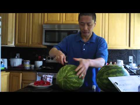 The Least Messy Way To Cut & Store Watermelon