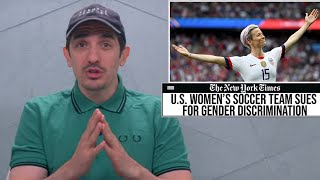 Soccer Feminists Oppress Themselves... How To Fix It | Andrew Schulz
