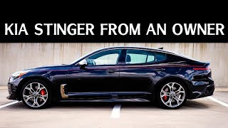 Download Kia Stinger 6 Months Later | Ownership Review Video