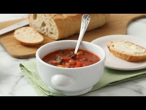 Vegetarian Chili- Martha Stewart