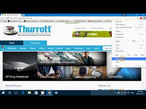 How to remove extensions in Google chrome browser from third party sofrware and antivirus and malwar