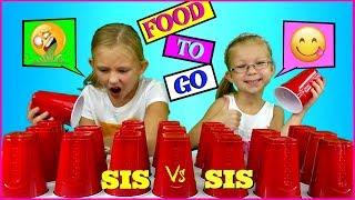 Download SIS vs SIS - Food Challenge - Food To Go Edition! Video