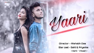 Yaari : Nikki FT Avneet Kaur   One Sided Love Story   sad songs   new Punjabi songs 2019   new songs