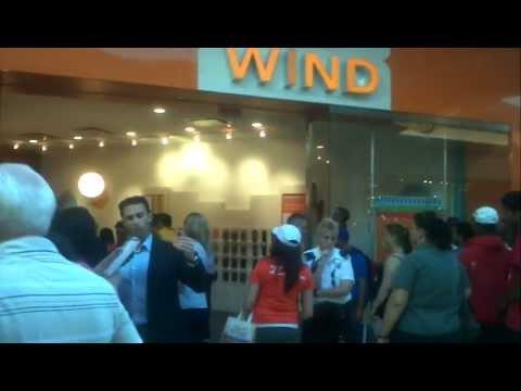 Wind Mobile Waterloo launch lineup - MobileSyrup.com