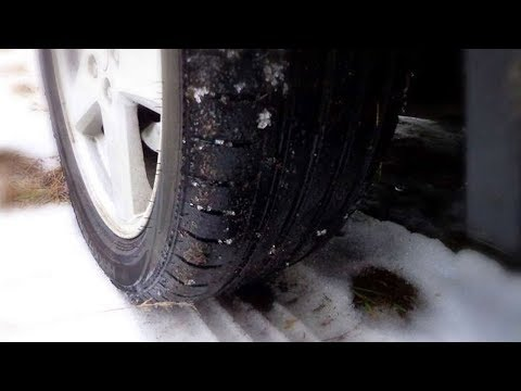 Feeling lazy: What happens when you leave your winter tires on all year?