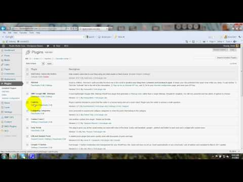 Captcha Spamblocker WordPress Plugin Tutorial