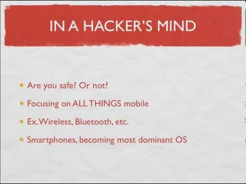 REDPORT Mobile Security - Mobile Device Threats 2013