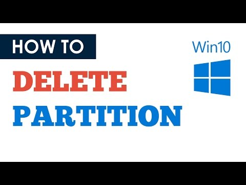 How To Delete Partition In Windows 10 Very Easily