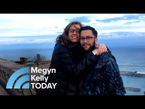 Woman And Her Transgender Husband Share Their Romantic Journey | Megyn Kelly TODAY