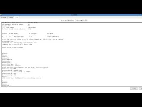HOW TO CONFIGURE ENABLE AND ENABLE SECRET PASSWORD ON CISCO SWITCH OR ROUTER IN HINDI AND URDU