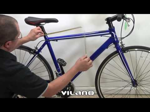 How to select the proper bike size and type
