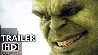 """SHANG-CHI """"Hulk"""" Trailer (2021)"""