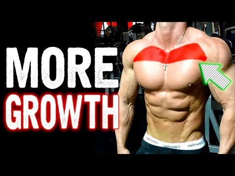 How to GROW your UPPER CHEST!