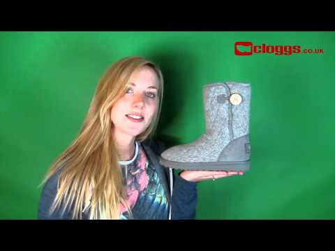 Ugg Quilted Mountain Boot