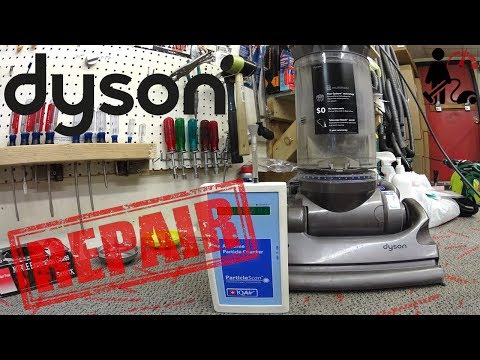 Dyson DC28 tune up repair