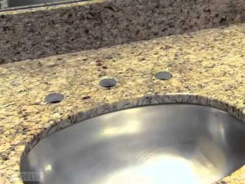 Delta Installing Bathroom Faucet With Pop Up