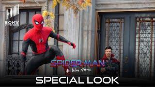 SPIDER-MAN: NO WAY HOME (2021) 'SPECIAL LOOK' Trailer | Disney+ Investors Day 2021 | Marvel Studios