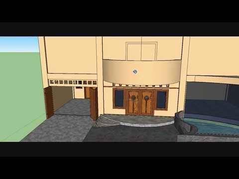 SketchUp Build 2nd Floor