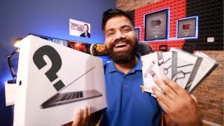 """MacBook Pro 15"""" w/Touch Bar (2017) Unboxing and First Look with Best Accessories"""