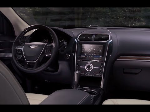 2016 FORD Explorer INTERIOR Platinum Review Commercial New Ford SUV CARJAM TV 4K 2015
