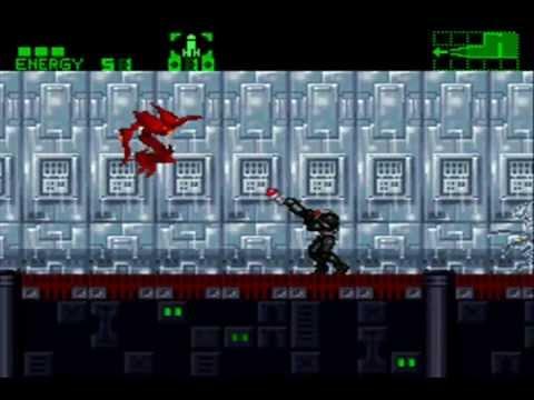 Super Metroid Phazon Hack 0.3 3