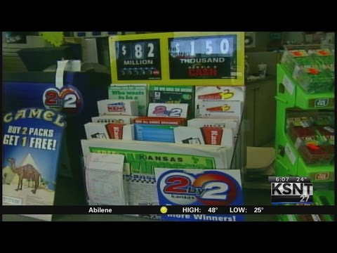 Kansas Lottery seeks to sell tickets from vending machines