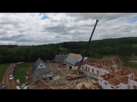 Drones for Commercial and Residential Real Estate Development Marketing
