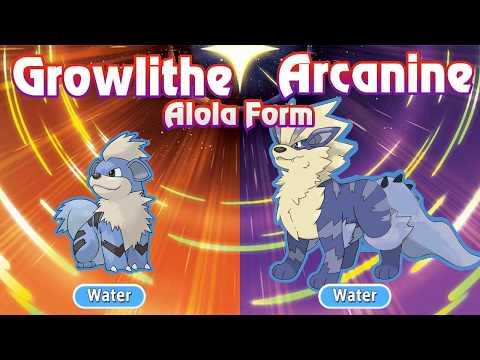 Future Alolan Pokemon UltraSun and UltraMoon GEN7 Fanmade