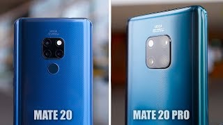 Huawei Mate 20 Pro and Mate 20: Top 5 Features!