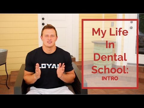 My Life In Dental School: Intro