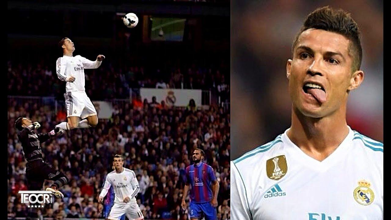 Cristiano Ronaldo - 20 ''He's Not Human'' Moments