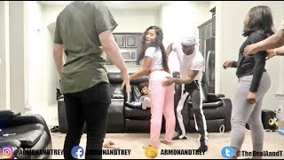 Feeling On Your Girl Booty Prank On Perfect Laughs And Jordan
