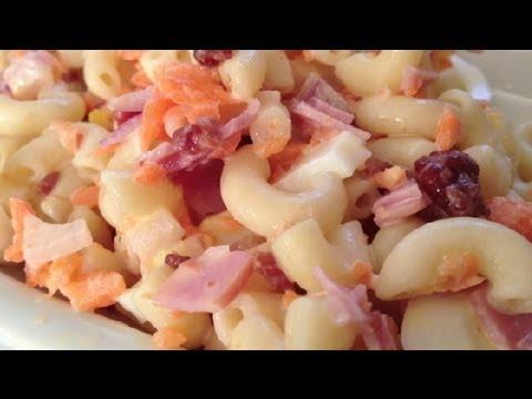 Macaroni & Meat Salad : Macaroni Salad Recipes