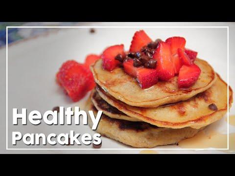 Healthy Pancakes - Perfect Breakfast Recipe - My Recipe Book By Tarika Singh