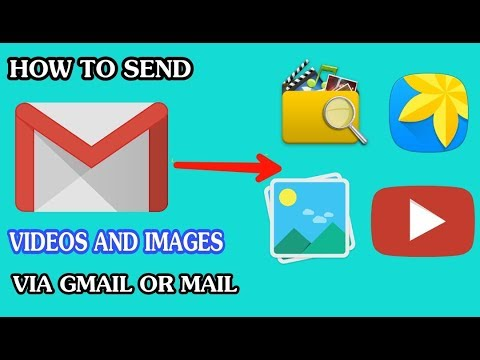 How To Send Videos/Images Through Gmail or Email 💌 Safe and Secure (So Simple)