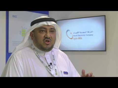 Saudi Electricity Company   WFES 2015