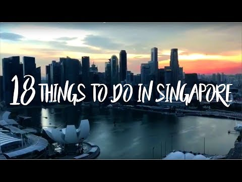18 Things You MUST SEE In Singapore | All In 2 Days | Details In Description