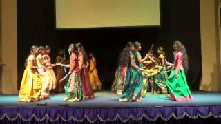 New Christian Junte tene Dharalakanna kolatam Dance