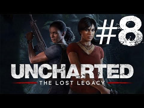 Uncharted: The Lost Legacy | Läpipeluu | Osa 8 | Jousipyssy | Suomi/Finland/FIN