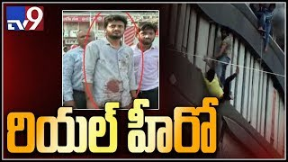Surat hero Ketan lauded for risking life to save students from coaching centre fire - TV9