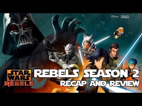 Star Wars Rebels Season 2: Recap and Review